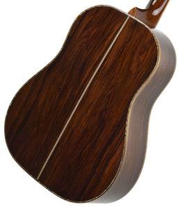Martin Custom Shop D-45S | the Music Gallery | Back Angle 2