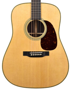 Martin HD-28 Acoustic Guitar in Natural 2442385 - The Music Gallery