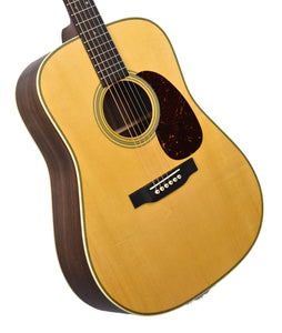 Martin HD-28 Acoustic Guitar in Natural 2460268 - The Music Gallery