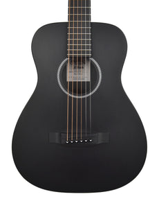 Martin LX Black Little Martin Acoustic Guitar w/Gigbag 348349 - The Music Gallery