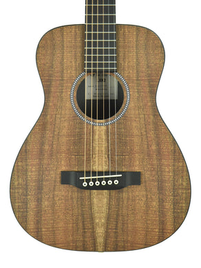 Martin LXK2 Little Martin Acoustic Guitar w/Gigbag 350120 - The Music Gallery