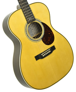 Martin OMJM John Mayer Signature Acoustic Guitar in Natural 2393985