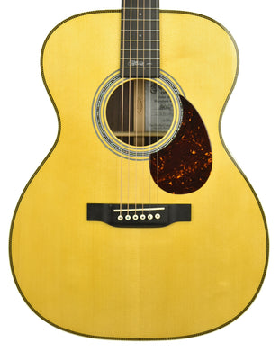 Martin OMJM John Mayer Signature Acoustic Guitar in Natural 2393985 - The Music Gallery