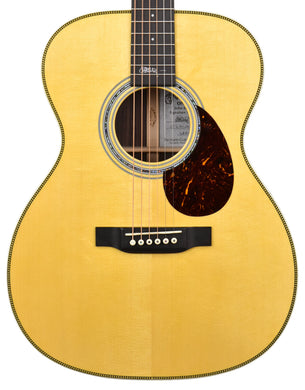 Martin OMJM John Mayer Signature Acoustic Guitar in Natural 2462837