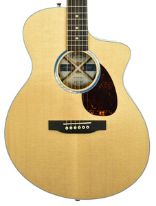 Martin SC-13e Acoustic Electric Guitar in Natural w/Gig Bag 243227
