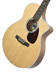 Martin SC-13E Acoustic Electric Guitar in Natural 2396970
