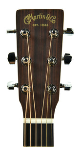 Martin DRSG Acoustic Guitar | Headstock Front