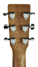 Martin DRSG Acoustic Guitar | Headstock Back