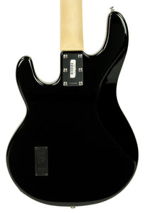 Ernie Ball Music Man StingRay Bass in Black - Back