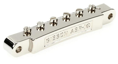 Gibson ABR-1 Bridge PBBR-015 in Nickel - The Music Gallery