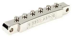 Gibson ABR-1 Bridge PBBR-015 in Nickel