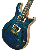 PRS Hollowbody 12 String 10 Top in Aquamarine w/OHSC 0288627
