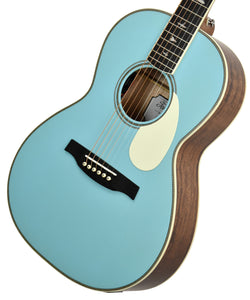 PRS SE P20E Acoustic Electric Guitar in Powder Blue D11478