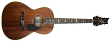 PRS SE P20e Parlor Acoustic-Electric in Vintage Mahogany D13706 - The Music Gallery