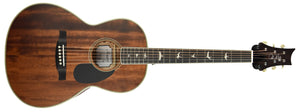 PRS SE P20e Parlor Acoustic-Electric in Vintage Mahogany D13767 - The Music Gallery