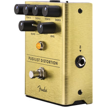Fender® Pugilist Distortion Pedal for Electric Guitar CHNE190010804 - The Music Gallery