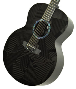 Rainsong BI-JM3000 12 String Acoustic Guitar in Black Ice 19942
