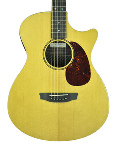 Rainsong V-OM1000NSX Vintage Series Acoustic-Electric Guitar 19815