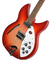 Rickenbacker 330/12 String Electric Guitar in Fireglo 2022690 - The Music Gallery
