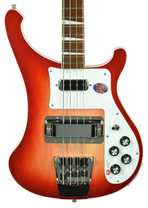 Rickenbacker 4003 Electric Bass in Fireglo 2017718 - The Music Gallery