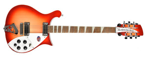 Rickenbacker 620/12 12 String Electric Guitar in Fireglo 2039690 - The Music Gallery