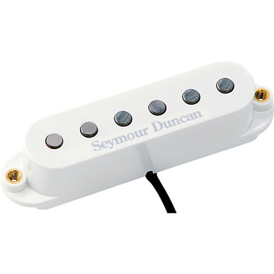 Seymour Duncan STK-S4n Stack Plus for Strat Neck Pickup - White | The Music Gallery