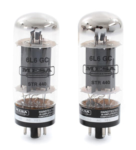 MESA/Boogie® 6L6 GC STR 440 (DUET) Power Tubes - The Music Gallery