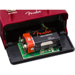Fender® Santa Ana Overdrive Pedal for Electric Guitar CHNF18016547