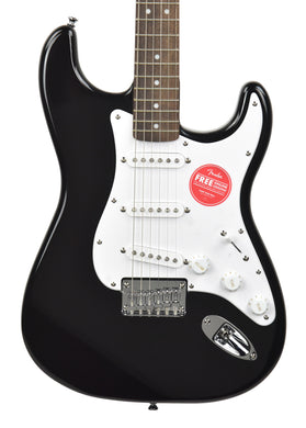 Squier Bullet® Stratocaster® HT Electric Guitar in Black ICSI20006725 - The Music Gallery