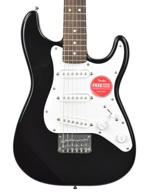 Squier Bullet® Stratocaster® HT Electric Guitar in Black ICSH20026718 - The Music Gallery