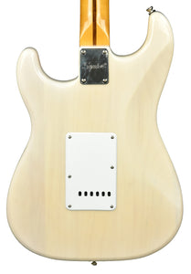 Squier Classic Vibe 50s Stratocaster in White Blonde ISS2022188 - The Music Gallery
