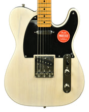 Squier Classic Vibe '50s Telecaster in White Blonde ISS2019916 - The Music Gallery