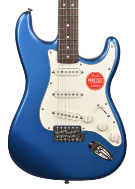 Squier Classic Vibe 60s Stratocaster in Lake Placid Blue ISSK20001787 - The Music Gallery