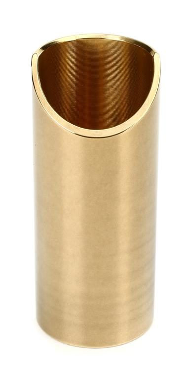 The Rock Slide Polished Brass Slide | The  Music Gallery