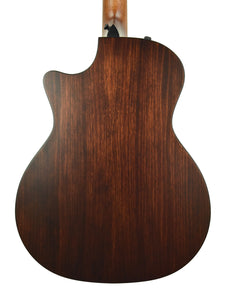 Taylor 324ce Acoustic Electric Guitar in Shaded Edge Burst 1202110008 - The Music Gallery