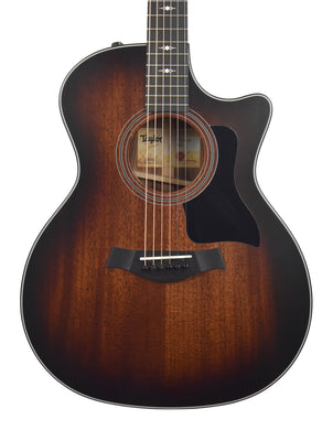Taylor 324ce Grand Auditorium Acoustic-Electric 1211240127 - The Music Gallery