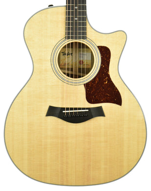 Taylor 414ce Grand Auditorium Acoustic Guitar in Natural 1209170041