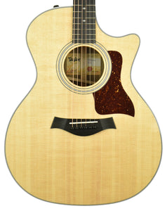 Taylor 414ce Grand Auditorium Acoustic Guitar in Natural 1209170041 - The Music Gallery