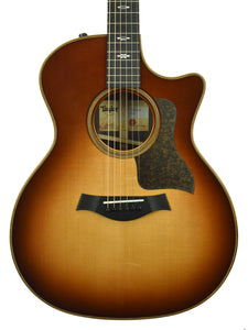 Taylor 714ce WSB Acoustic Guitar in Western Sunburst 1202280063 - The Music Gallery