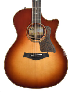 Taylor 714ce Acoustic-Electric in Western Sunburst 1208060036