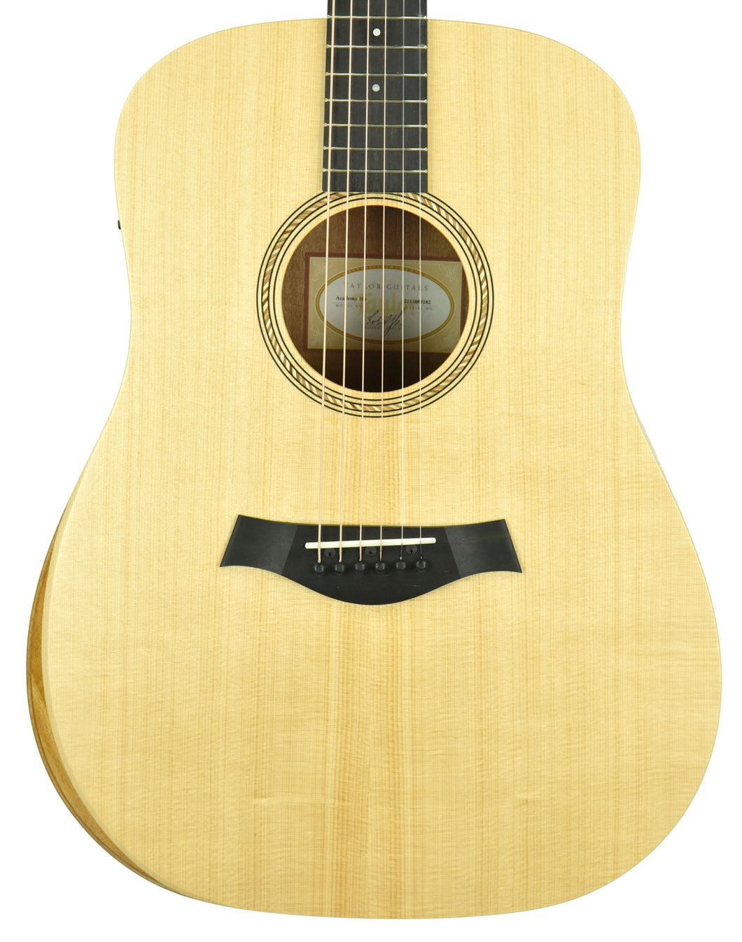 Taylor Academy 10e Acoustic Guitar in Natural 2201211001 - The Music Gallery
