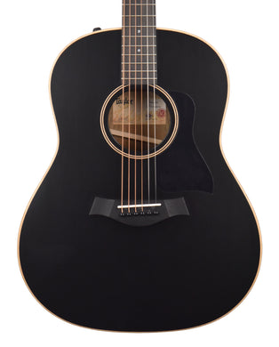Taylor AD17e Acoustic-Electric Guitar in Black Top 1202241136 - The Music Gallery