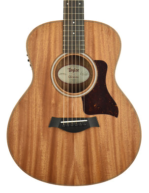 Taylor GS Mini-e Mahogany Acoustic Electric Guitar 2210170062 - The Music Gallery
