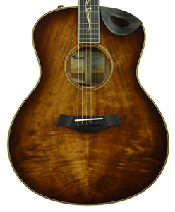Taylor K26ce Acoustic Electric Guitar 1204160002 - The Music Gallery