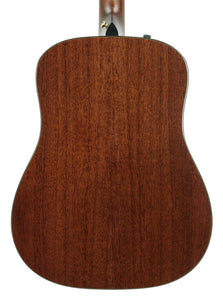 Taylor 510e Acoustic Guitar | Back Small
