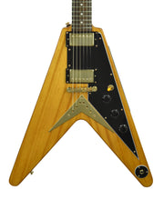 Used 2016 Epiphone 1958 Korina Flying V Electric Guitar 1606200280