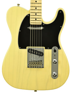 Used Fender 60th Anniversary Telecaster® in Blackguard Blonde US11034065 - The Music Gallery