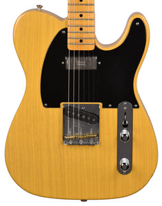 Used Fender American Vintage Hot Rod 52 Telecaster in Butterscotch 62153 - The Music Gallery