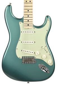 Used Fender Custom Shop 1963 Stratocaster NOS in Sherwood Green R88003 - The Music Gallery