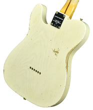 Used Fender Custom Shop '52 HS Telecaster in Aged White Blonde R16537 - The Music Gallery
